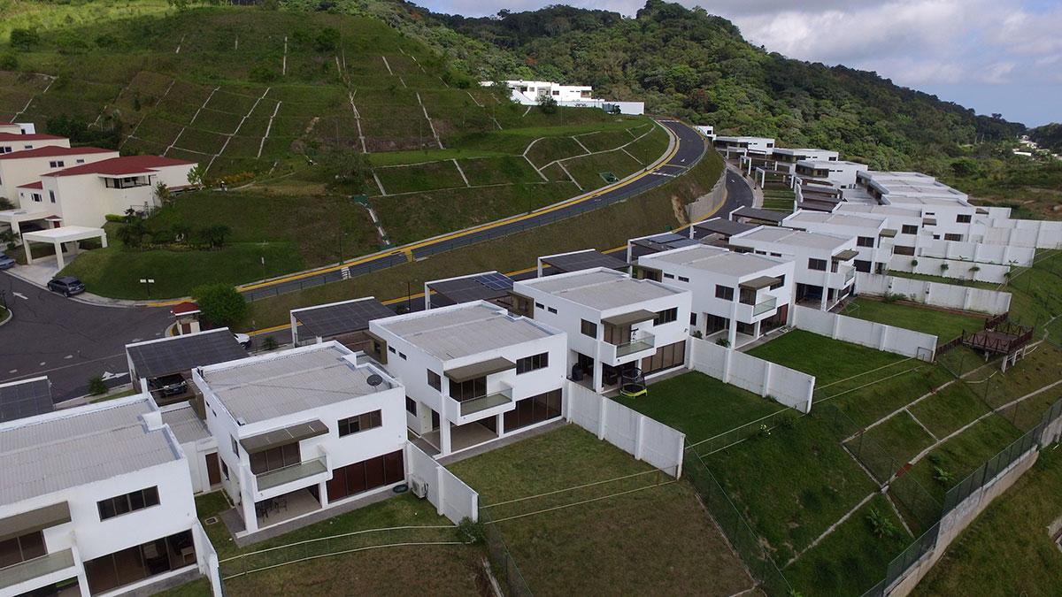 Residencial privada Garden Hills