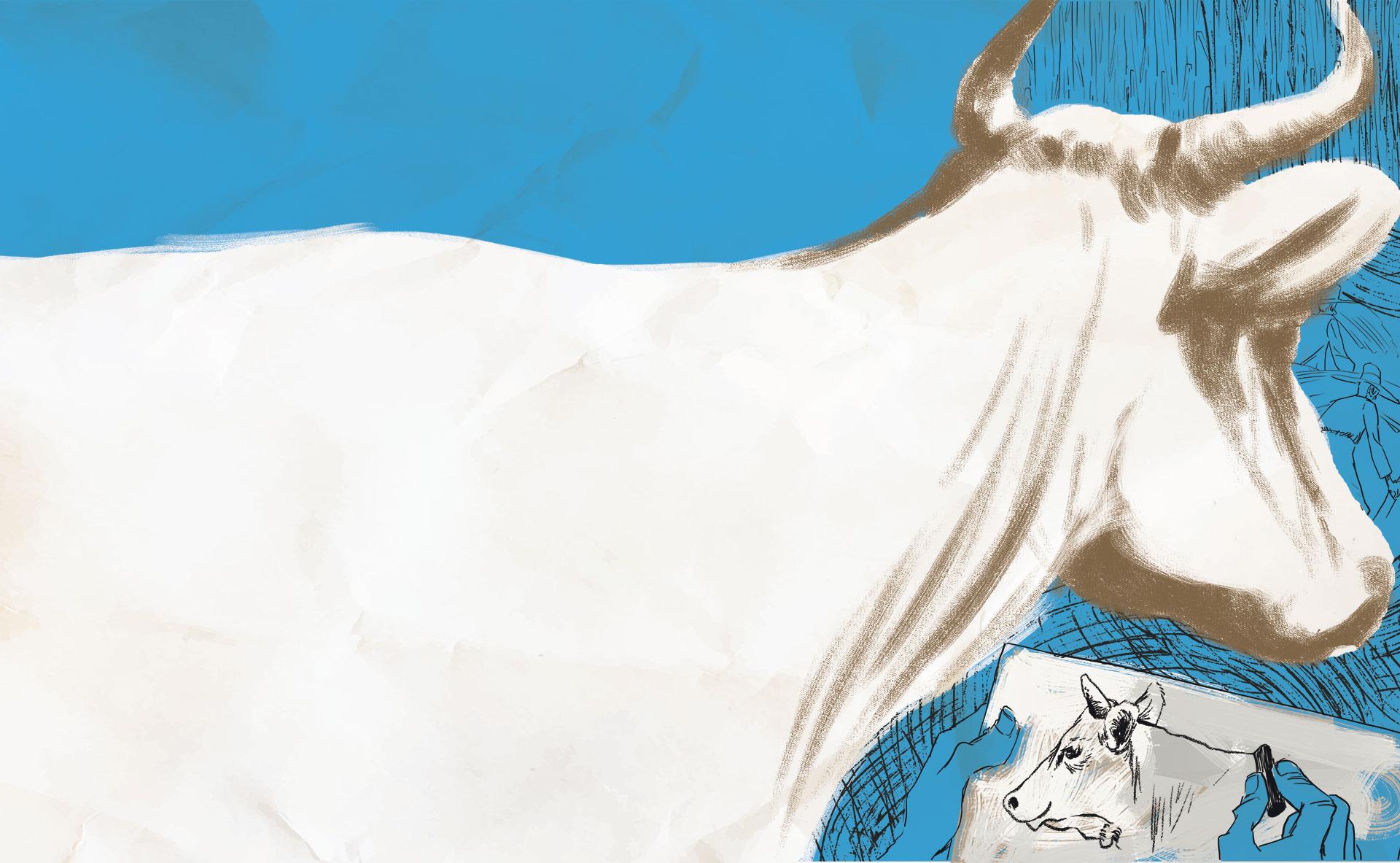 Ilustración de Moris Aldana